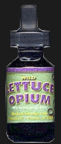 Extract and Tincture Smoke Shop - Wild Lettuce Liquid Extract