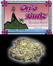 Hybrid-Bud Smoke Shop Blend - On'o Budz Hybrid-Bud